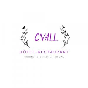 Logotype - Blanc - C'Vall